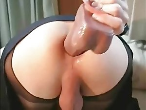 CD dildo compilation